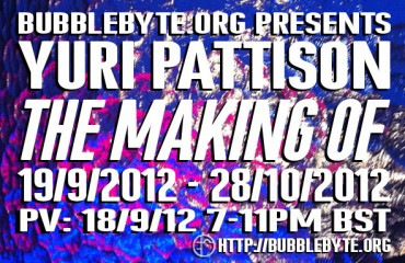 Yuri Pattison - The Making Of